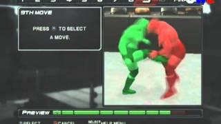 WWE Smackdown vs. Raw 2011 как создать приём для рестлера в игре(Просили записать видео в игре WWE Smackdown vs. Raw 2011, где я показываю, как создать приём для рестлера и применить..., 2012-06-08T12:02:01.000Z)