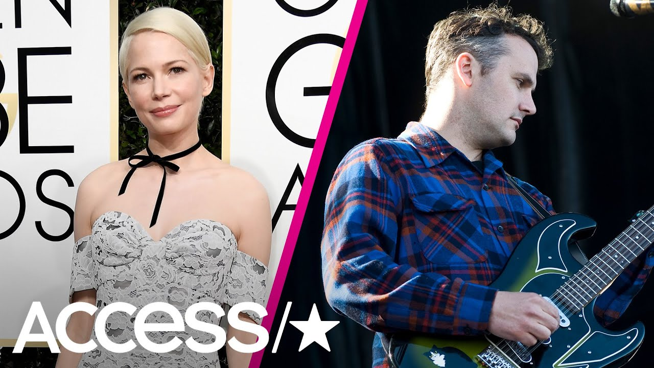 Michelle Williams 'splits from husband' Phil Elverum after less than a year of marriage