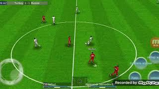 Футбол Лига Наций Турция Россия