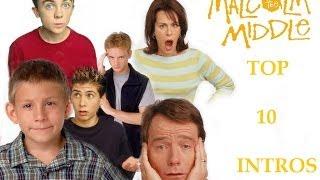 Los Mejores 10 intros de Malcolm el de Enmedio