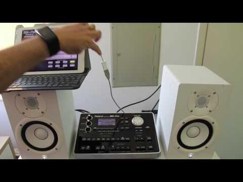 Demo Roland BK7m