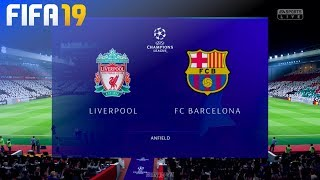Check out this brand new fifa 19 gameplay of the champions league by beatdown gaming on ps4. in match liverpool take fc barcelona at anfield! ► click...