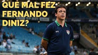 O que explica o ódio de alguns por Fernando Diniz?