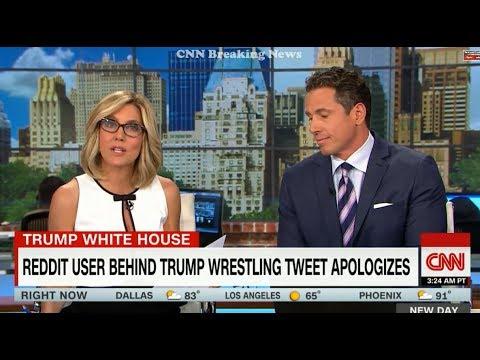 Reddit User Behind Trump Wrestling Tweet Apologizes - CNN ...