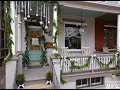 57 Fascinating Front porch christmas decorating ideas 2018-decorating the front porch for christmas