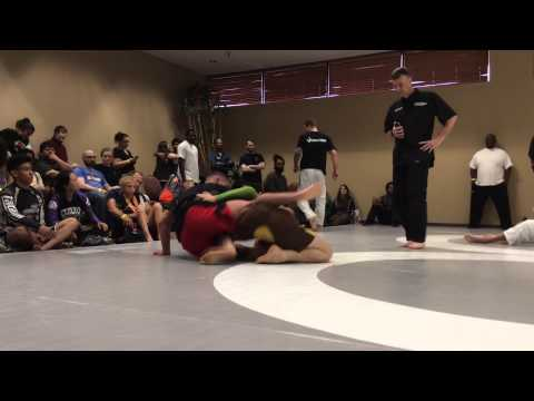 Stephen Miller purple belt 155 the good fight submission only finals