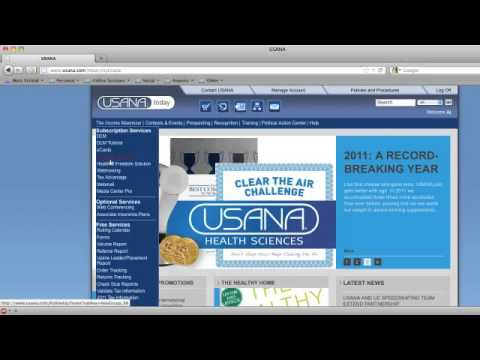 USANA Prospecting with Online Tools