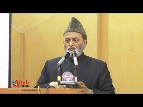 Adv. Zafaryab Jilani Expressing his views in Muslim Lawyer forum Aurangabad