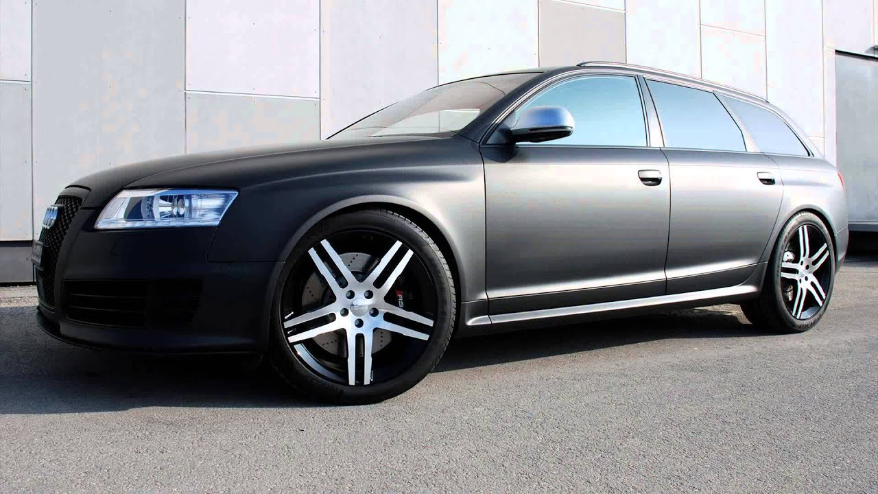 o ct tuning audi rs6 youtube. Black Bedroom Furniture Sets. Home Design Ideas