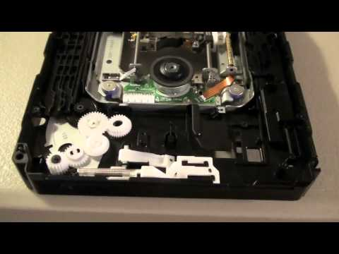 Diagram Of Playstation 3 Factory Stereo Wiring Diagrams New Ps3 Fat Optical Drive Reassembly Notes - Youtube