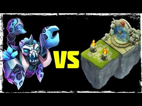 Castle Clash: Atlanticore Is OP! Vs. Lost Realm - Update #3