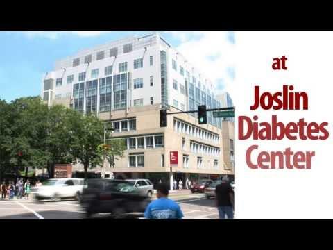 Welcome To Joslin Diabetes Center