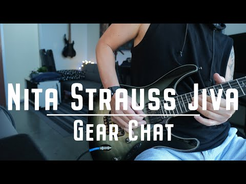 Nita Strauss Jiva 10 - Is It The Best S Series From Ibanez?