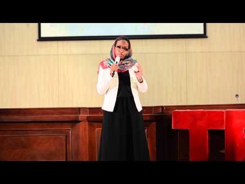 التحرش الجنسي: لينه مروان في TEDxYouth@Khartoum