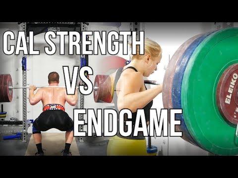 CAL STRENGTH VS ENDGAME