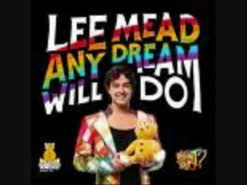 Lee mead - Any dream will do