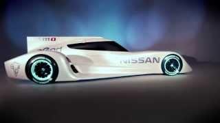 Nissan ZEOD RC, el vehículo eléctrico más rápido del mundo