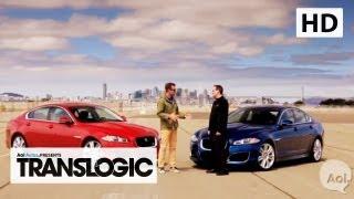 2013 Jaguar XFR | TRANSLOGIC