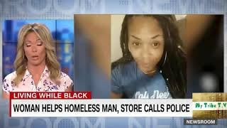 Sistah Helps Homeless Man But Then Has Cops Called On Her