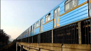Kyiv Metro / Киевское метро