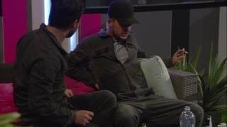 Big Brother 2016 -  Day 9: Ryan and Hughie Kiss