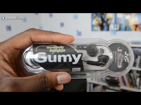 JVC Gumy Earphones Review