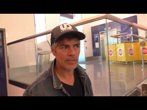 Esai Morales Chats About Politics And Supporting Trump