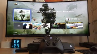 This time i am testing freesync on the xbox one x and ex3501r 1440p hdr ultra wide monitor by benq that supports as well. how 2 works: ...