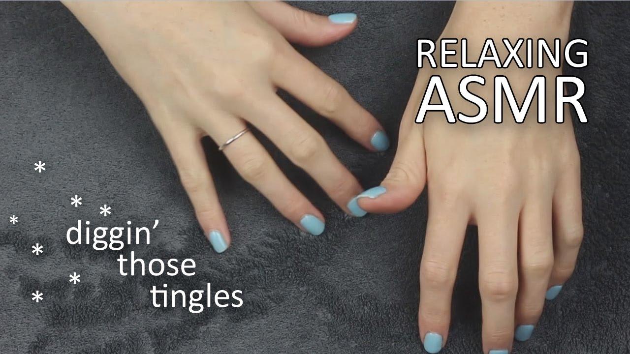Asmr Hand Movements Soft Hand Brushing Movements Fabric Sounds Fur No Talking