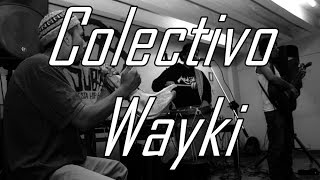 Colectivo Wayki en Rap Subte IV