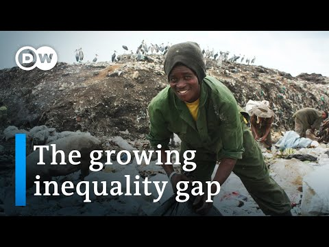 The rich, the poor and the trash | DW Documentary (Inequality documentary)