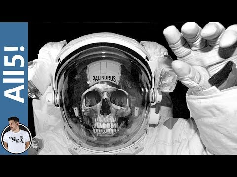 5 Sickening Secrets About Space Travel   All5!