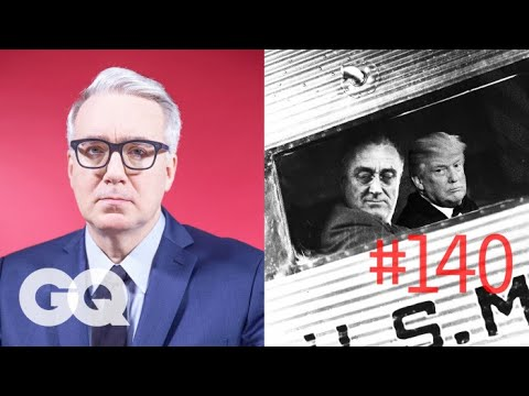 How Trump Manipulates America With Twitter | The Resistance with Keith Olbermann | GQ