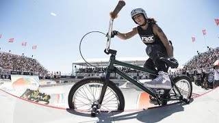 How is BMX Freestyle Related to Flying Disc Freestyle?