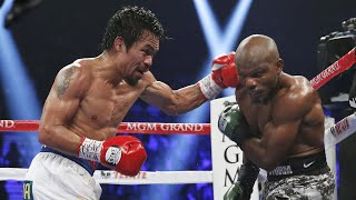 Manny Pacquiao vs Timothy Bradley 2 Highlights - Redemption