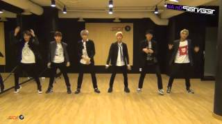 Teen Top 'Rocking' mirrored Dance Practice