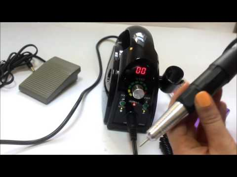 Фрезер для маникюра и педикюра JSDA JD-5500 (65 Вт/35 .)