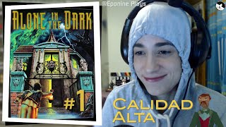 #EpoDirecto Charla nocturna y juego: ALONE IN THE DARK (Parte 1)