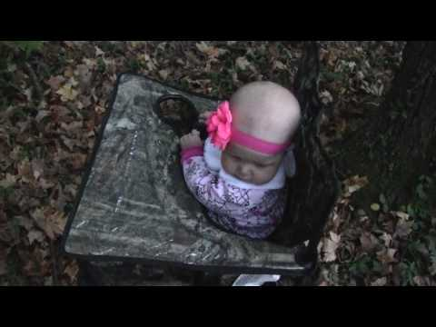 Camping with Ciao! Baby Chair