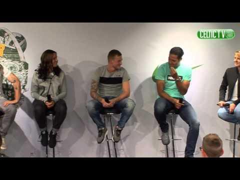 Celtic FC - John Guidetti & Virgil van Dijk Beatbox