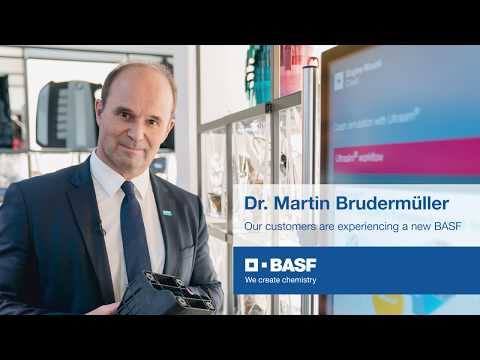 Dr. Martin Brudermüller: Our Customers Are Experiencing A New BASF