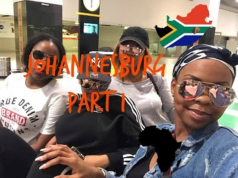 TRAVEL VLOG: SOUTH AFRICA SERIES | WE MADE IT TO JOBURG!!