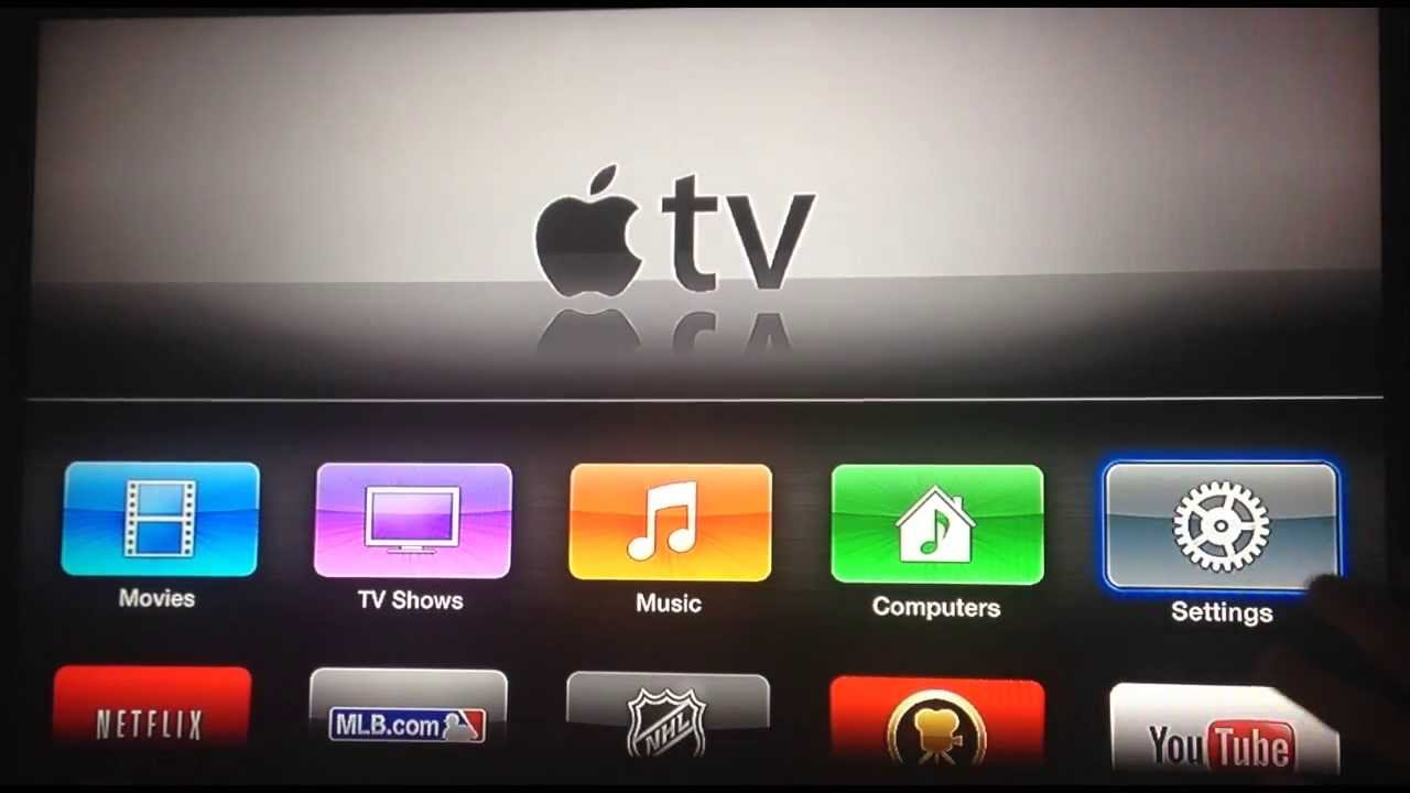netflix app airplay apple tv