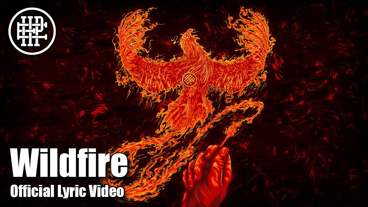 HALF PAST EIGHT - Wildfire (Official Lyric Video)