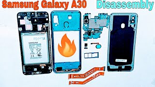 Samsung Galaxy A30 Disassembly | Reassemble | Technical Ustaaj