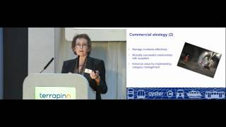 Sarah Atkins, Transport for London, discusses the metro rail industry