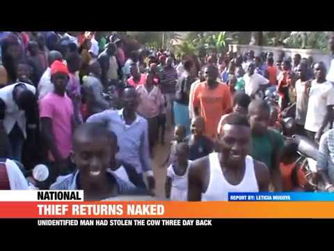 Download #PMLive: THIEF RETURNS NAKED IN BWEYOGERERE