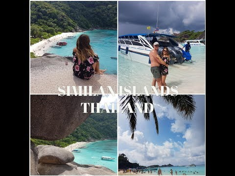 Similan Islands- Most beautiful island in Thailand | You have to see this!!