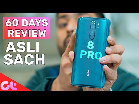 Redmi Note 8 Pro Full Review after 60 Days with Pros and Cons | GT Hindi