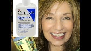CeraVe Lotion & Cupid's Bow